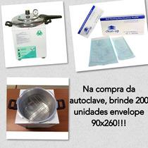 Autoclave Salão De Beleza Manicure Bioex 8l Melhor Preço