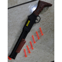 Fantasia Policial Calibre Shotgun Sniper Pistola Ak 100