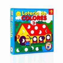 Juego De Mesa Loteria De Colores Ruibal Don Rastrillo +3años