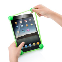 Capa Case Bumper Silicone Anti-shock Tablet Ipad 1 2 3 E 4