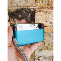 Camara Sony Lens 16.1 Megapixeles Waterproof