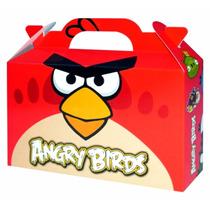 Angry Birds Bolsita Golsinera Souvenir Infantil Pack X 10