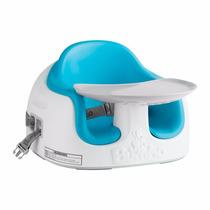 Cadeira / Assento De Alimentação Portatil Bumbo - Azul