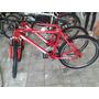Bicicleta Diamondblack Roja, Rodado 26, 21 Velocidades.