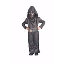 Disfraz De Kylo Rent Star Wars Original New Toys