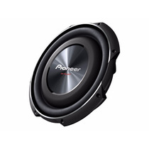 Auto Falantes Pioneer Subwoofer 12 Slim Ts-sw3002s4 400 Rms
