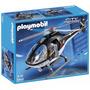 Playmobil Policía - Helicóptero Unidad Especial