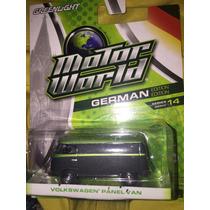 Greenlight Motor World Volkswagen Panel Van Serie 14