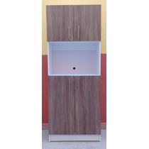 Mueble Despensero Para Horno De Microondas Minimalista