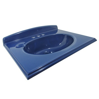 placa lavabo 60 x 45 azul adriatico fox en mercado libre. Black Bedroom Furniture Sets. Home Design Ideas