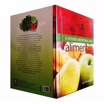 Livro O Poder Medicinal Dos Alimentos Jorge Pamplona