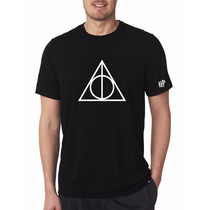 Camiseta Estampada Harry Potter M3