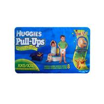 Pañales Huggies Pull Ups Xxg/xxl Pantaloncito De Aprendizaje