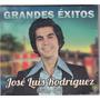 Jose Luis Rodriguez - Grandes Exitos Cd Original Nuevo