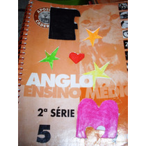 Anglo Ensino Médio 2ª Série 5 - Apostila Caderno
