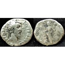 Moeda Antiga Escassa Imperio Romano Denario Didius Julianus