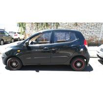 Vendo Auto Huyidai I10 Negro Full Equipo En Perfecto Estado
