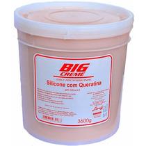 Creme Hidratação Profunda Silicone/queratina Lánoly 3,600 Kg