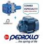 Bomba Agua 1/2 Hp Pedrollo Con Sensor Press Control Taifu