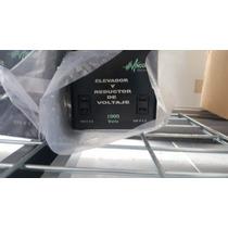 Elevador Y Reductor De Voltaje 110-220 Vca Ancon 1000 Watts