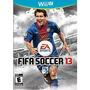 Fifa Soccer 2013 Wii U Mídia Física Lacrado