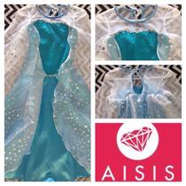 Disfraz Elsa Frozen Para Niñas!!