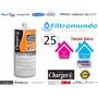Repuesto Para Filtro Blanco Celulosa+carb Ref (r2-1)