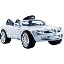 Espectacular Carrito Electrico! Mercedesbenz Slr Mclaren722s