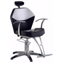Cadeira De Barbeiro Reclinável Hidráulica - Romana Dompel