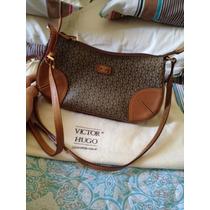 Bolsa Victor Hugo Original Perfeita