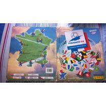 Album Copa Do Mundo De 1998 - Completo