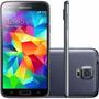 Samsung Galaxy S5 G900m 4g 16gb 2.5ghz 16mpx+película Vidro