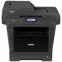 Impressora Brother Multifuncional Laser Dcp 8157dn Mono Cor