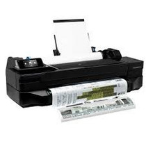 Impressora Plotter T120 24 P Hp Designjet Com Nf D