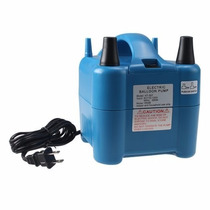 Bomba Para Inflar Globos Portable Eléctrica
