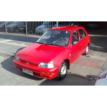 Daihatsu Charade 1.0 Impecable!! Oportunidad!