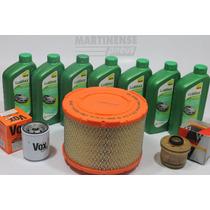 Kit Oleo Hilux 2.5 Diesel Motor Lubrax 15w40 + Filtros Hilux