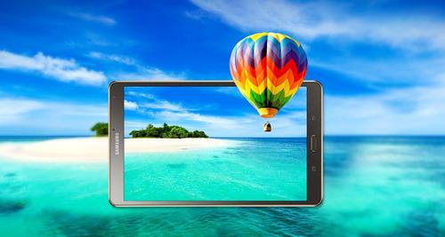 Galaxy Tab S (8.4, Wi-fi) Con 1 Año De Garantia En Blanco - $ 929.900 en Mercado Libre