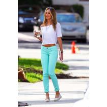Pantalones Jeans De Colores Importados Americanos Emperial