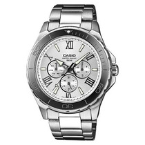 Reloj Casio Hombre Mtd-1075d-1a1vef Original