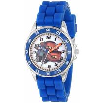 Reloj Disney Pixar De Película Cars Tow Mater Envío Gratis