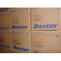 Cajas De Soluciones Para Dialisis Baxter Gemelas Verdes/roja