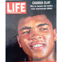 Muhammad Ali Cassius Clay Revista Life En Ingles Y Español