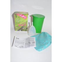 Copa Menstrual Yuuki Cup Y Esterilizador Talla 2 Soft Suave
