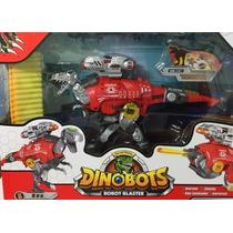 Dinobot Transformers Robot Blaster Super Rex Original Ditoys