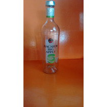 Garrafa Vazia Bacardi Big Apple 750ml