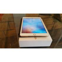 Ipad Mini 3 64gb Wifi Celular Oro Huella Caja Y Accesorios