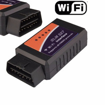 Escaner Automotriz Obd2 Wifi Android Ios Iphone Pc Lap Auto