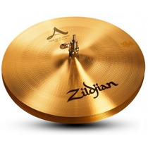Prato Zildjian Avedis 14 A0133 New Beat Hi-hats Loja Fisica