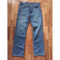 Pantalon Hollister Original 29x30 Classic Straight
